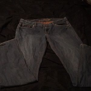 Women's Old Navy special edition sz 12 jeans